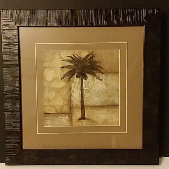 wall art Other - Palm tree picture